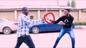 Video: Zfancy Tv Comedy - Poop Prank 2  (African Pranks)